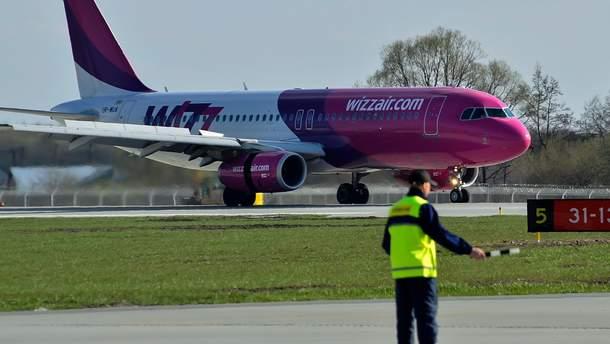 Wizz Air анонсировал запуск из Украины новых маршрутов