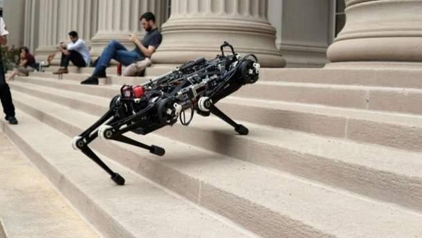 Робот Cheetah 3
