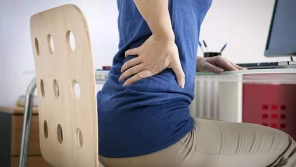 Супрун розвінчала ТОП-4 міфи про біль у спині