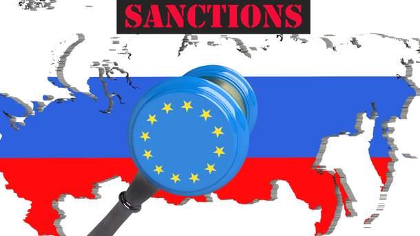 ЄС офіційно продовжив економічні санкції проти Росії