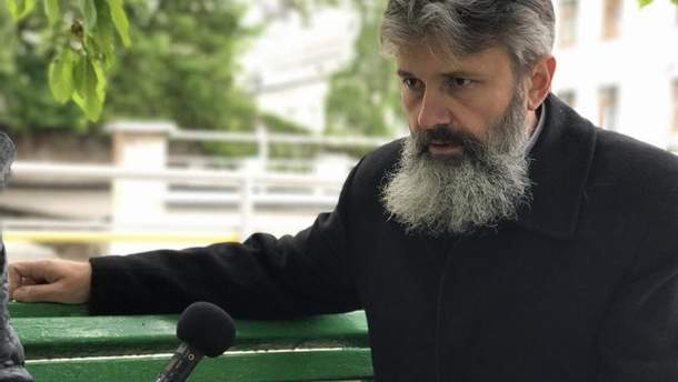 Климент наголосив, що звернутися до президента Росії його змушує страх за життя засуджених в Росії Сенцова, Балуха та інших громадян України
