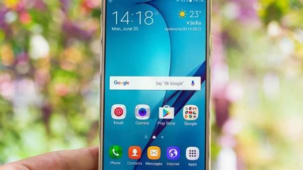 Samsung Galaxy J7 Aero: характеристики