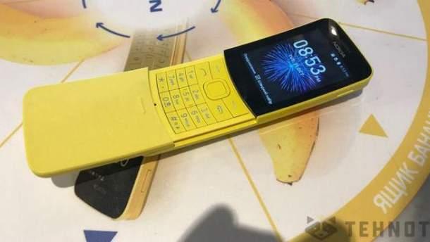 """Бананофон"" Nokia 8110"