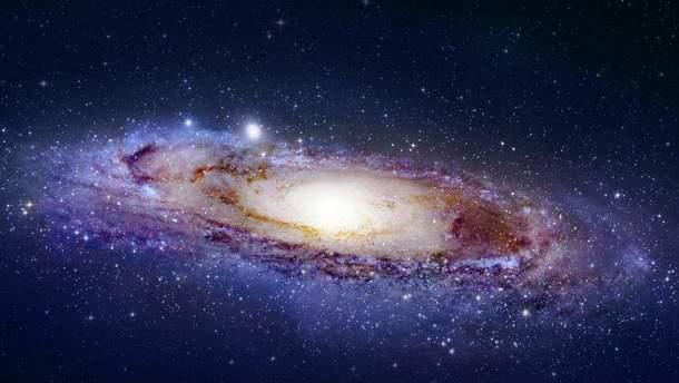 Чумацький Шлях зіштовхнувся з іншою галактикою