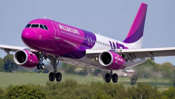 Wizz Air спростував інформацію про відкриття нових рейсів з Києва