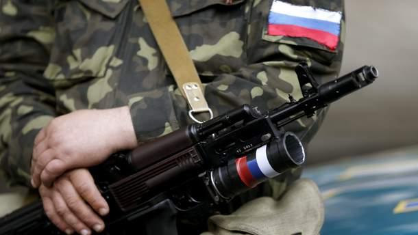 Российский офицер заявил, что воевал на Донбассе