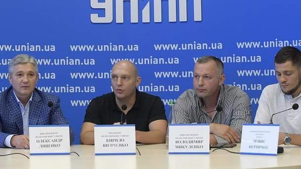 У Федерації боксу Києва розповіли подробиці замаху на її віце-президента