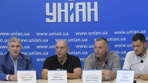 В Федерации бокса Киева рассказали подробности покушения на ее вице-президента Лищенко