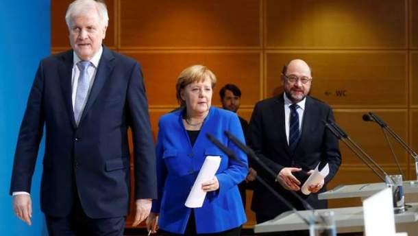 Немецкая коалиция