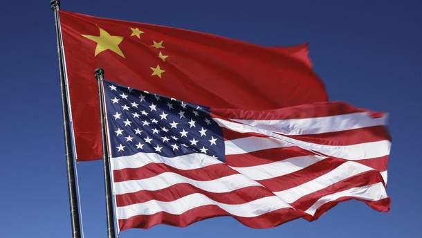 США хотят ввести пошлины на более чем тысячу товаров из Китая