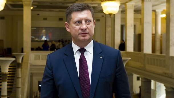 Геннадий Ткачук опозорился в прямом эфире
