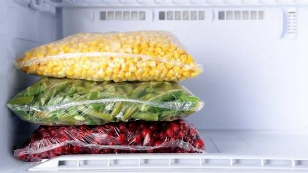 Вживання замороженої кукурудзи викликало хвороби