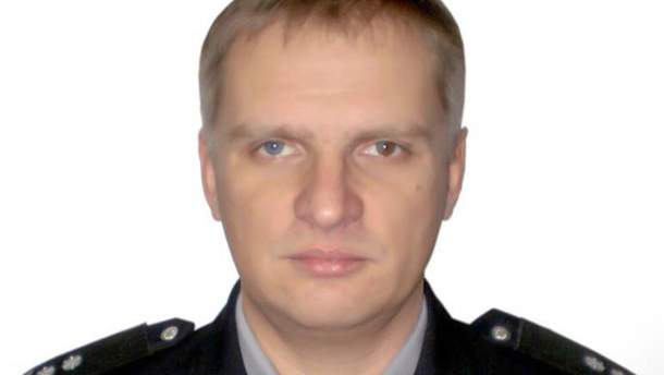 У Києві застрелили поліцейського Дмитра Глушака