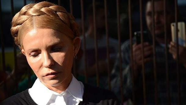 Тимошенко не хочет злить Путина
