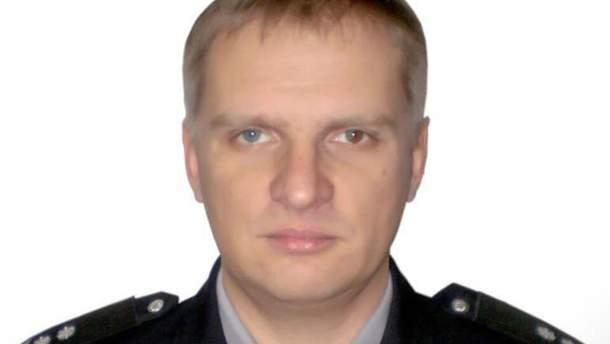 В Киеве застрелили полицейского Дмитрия Глушака