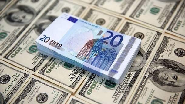 Готівковий курс валют 6 липня в Україні