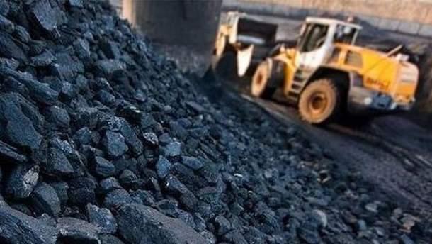 Україна заплатила 1,5 мільярда доларів за імпортоване вугілля
