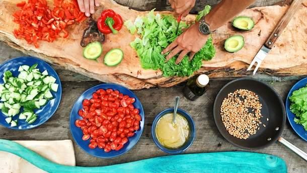 Як споживання овочів і фруктів впливає на здоров'я