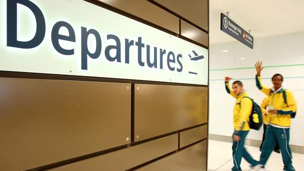 В аеропорту Сіднея тестують систему розпізнавання облич