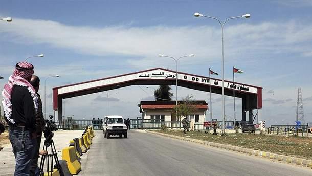 Сирийские правительственные войска установили контроль над пограничным переходом с Иорданией