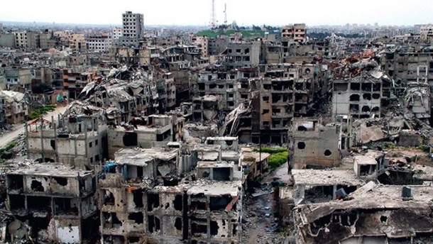 Армія оборони Ізраїлю завдала удару по Сирії