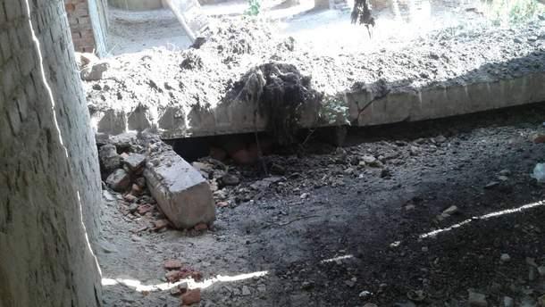 В Черниговской области трое детей погибли в результате обрушения бетонной плиты