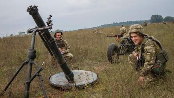 """Міномет """"Молот"""" вибухнув під час військових навчань на Рівненщині"""