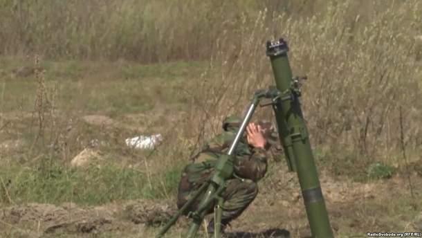 """Троє військових загинуло внаслідок вибуху міномета """"Молот"""" на Рівненщині"""