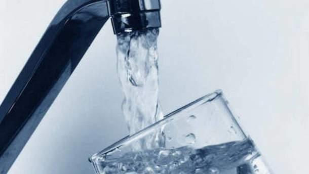 В Украине существует угроза прекращения централизованной поставки питьевой воды