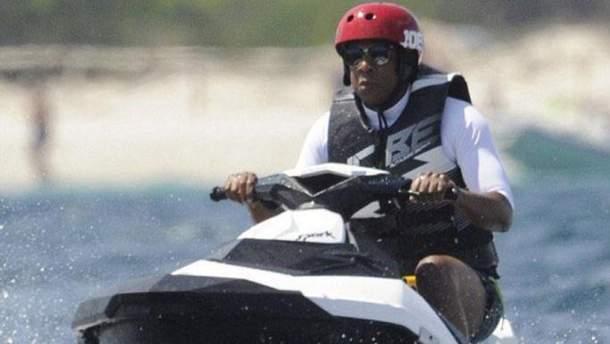 Jay-Z в Италии в 2016 году
