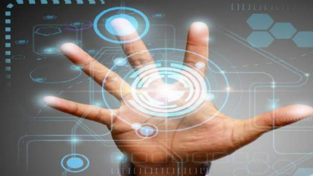 Multi-Touch Skin – сенсорні наліпки, які перетворять тіло людини на панель управління