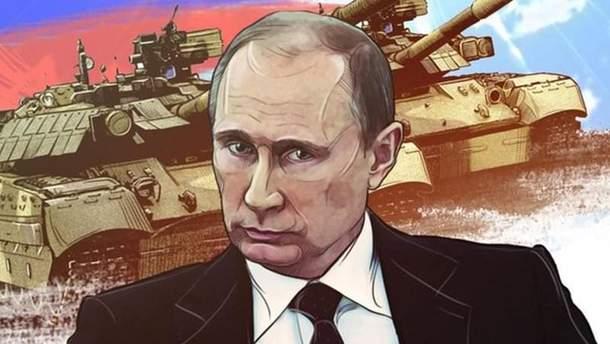 Одно из направлений Путина – это влияние на политическую ситуацию в Украине