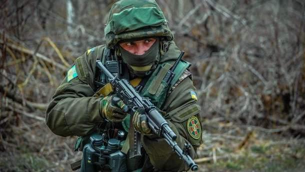Правоохранители задержали боевика «ДНР», служившего врядах ВСУ— операция Объединенных сил