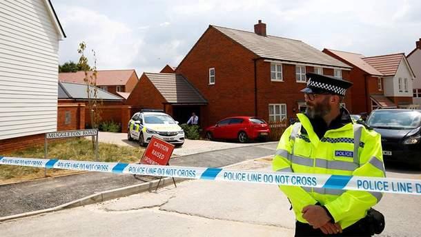 """У Еймсбері до лікарні звернувся поліцейський з підозрою на отруєння """"Новачком"""""""