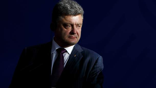 Порошенко уволил с должности своего помощника Горащенкова
