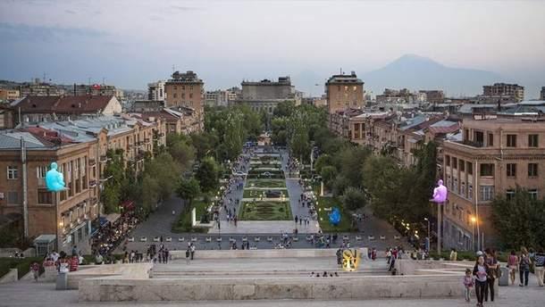Служба нацбезпеки Вірменії висунула звинувачення сім'ї екс-президента країни