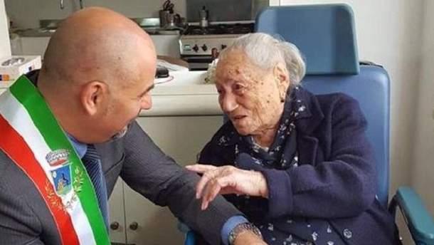 6 липня поблизу Флоренції в Італії померла найстаріша жінка Європи – 116-річна Джузеппіна Проджетто