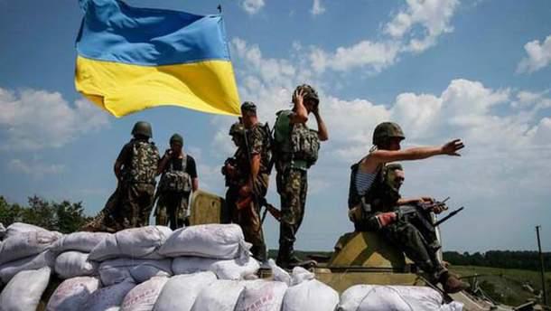 Российские оккупационные войска продолжают обстреливать позиции ВСУ