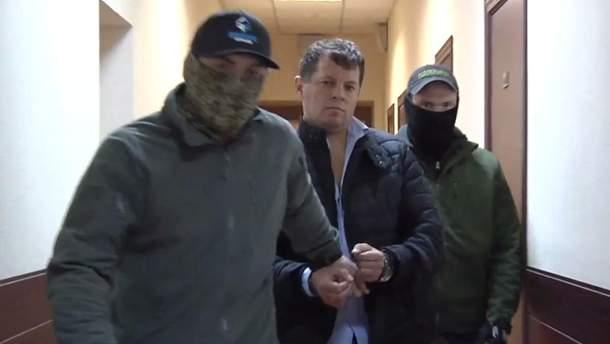 Незаконно засудженого у Росії Сущенка відвідає український консул
