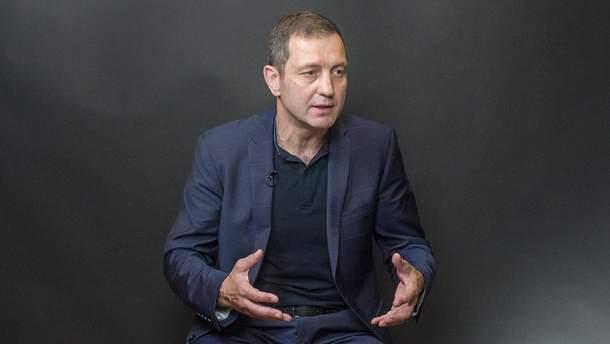 Глава Центра исследований армии, конверсии и разоружения, военный эксперт Валентин Бадрак