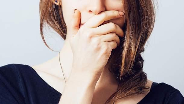 Чому виникає неприємний запах з рота
