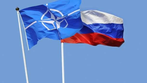 Противостояние НАТО и РФ