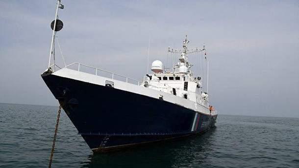 Береговая охрана ФСБ