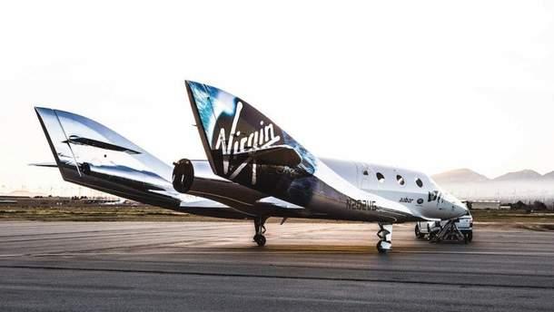 Virgin Galactic буде запускати туристів на орбіту з космопорту в Італії