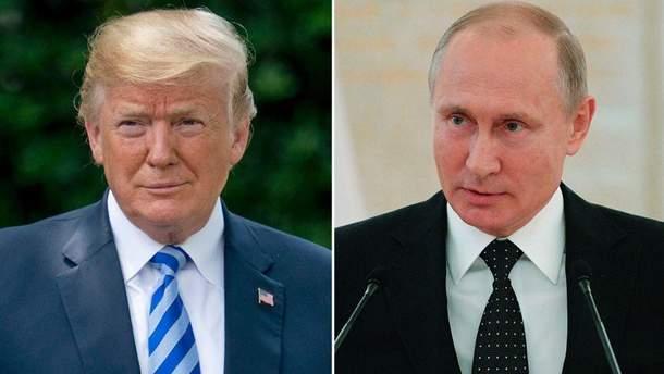 Роз'єднаність Заходу може нашкодити Трампу на зустрічі з Путіним