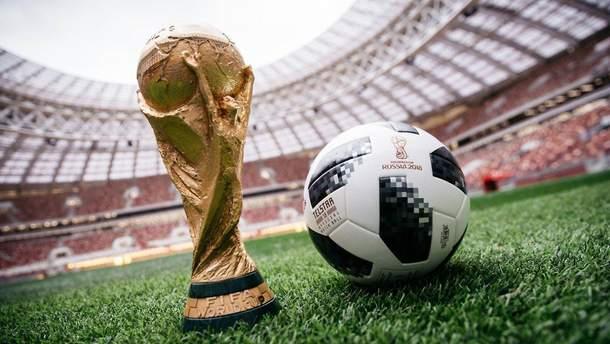 Англія – Хорватія дивитися онлайн матч Чемпіонату світу