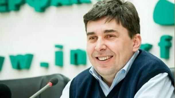 Председатель кондитерской корпорации Roshen Вячеслав Москалевский