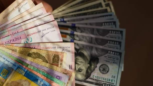 Наличный курс валют 9 июля в Украине