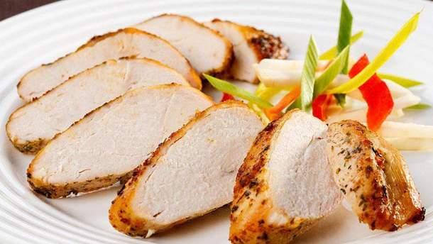 Рецепт куриного филе с лимоном и тимьяном