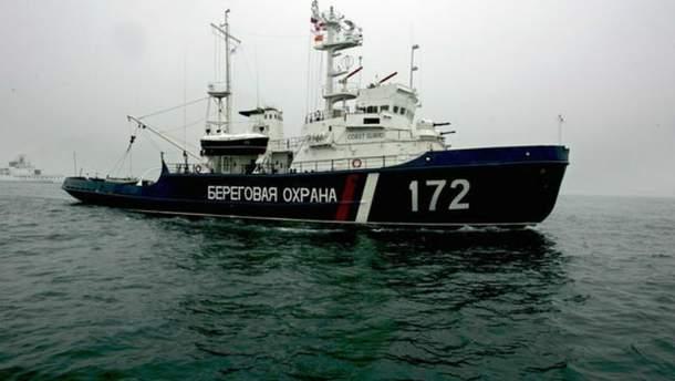 Росія зупинила судна для перевірки, але не затримувала їх, – спікер Держприкордонслужби